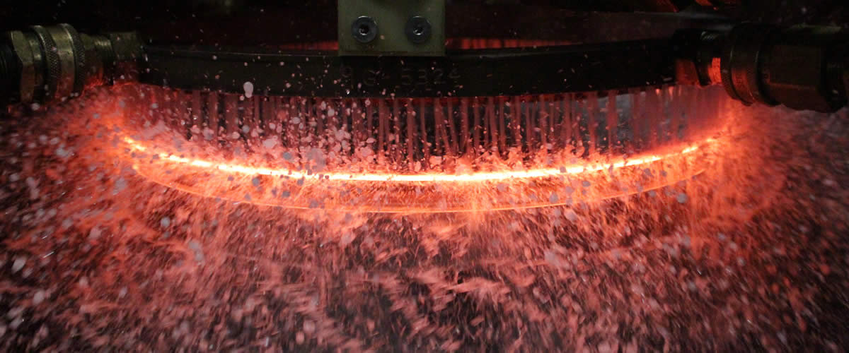 INDUCTION HEAT TREATING CORPORATION